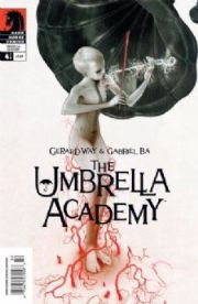 Umbrella Academy: Apocalypse Suite #4 Gerard Way Dark Horse comic book